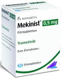 RX ITEM-Mekinist .5Mg Tab 30 By Novartis ASD Healthcare