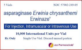 Erwinaze 10,000 IU 5Vials/Pack B