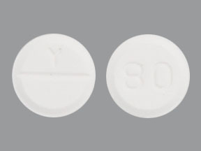 Rx Item-Glycopyrrolat 1MG 100 Tab by Aurobindo Pharma USA