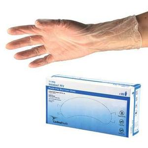 Instagard� Vinyl Examination Gloves Dinp-Free Large By Cardinal Health