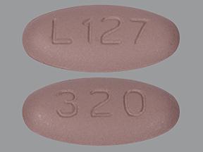 RX ITEM-Valsartan 320Mg Tab 500 By Alembic Pharma