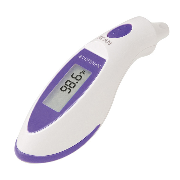 THERMOMETER EAR 1 SECOND  by Veridian