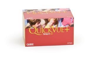 Quidel 20122 Quickvue+ Strep A Test