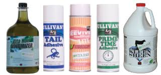 '.Show Cattle Calm TUBE by Sullivan Supply.'