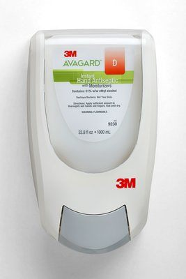 3M Avagard Univeral Wall Dispenser Case 9241 By 3M Health Care