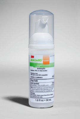 3M Avagard D Instant Hand Antiseptic Case 9320A By 3M Health Care