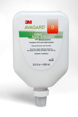 3M Avagard D Instant Hand Antiseptic Case 9230 By 3M Health Care