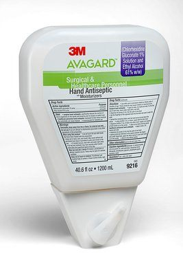 3M Avagard Surgical & Healthcare Personnel Hand Antiseptic Case 9216 By 3M Healt