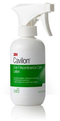 3M Cavilon One-Step Skin Care Lotion Case 3383 By 3M Health Care