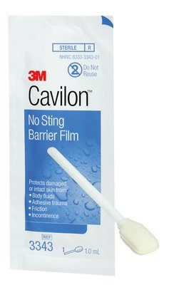 3M Cavilon No-Sting Barrier Film Case 3343 By 3M Health Care