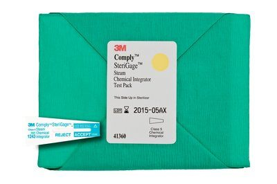 3M Comply (Sterigage ) Chemical Integrators Case 41360 By 3M Health Care
