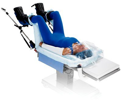 Free Shipping-3M Arizant Bair Hugger Lithotomy Warming Blanket Case 58501 By 3M