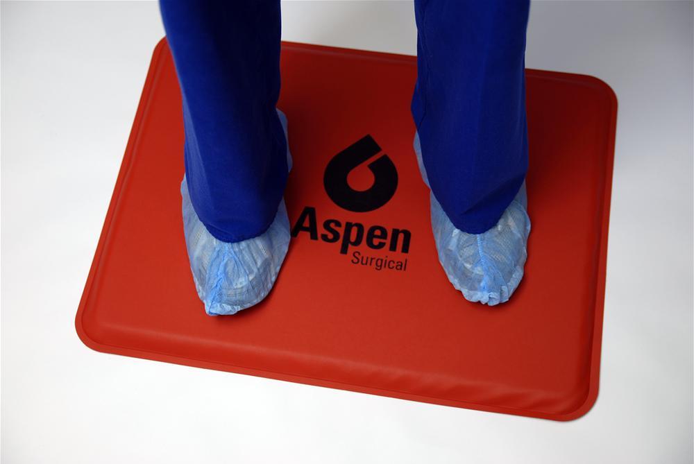 Aspen Anti-Fatigue Floor Mats Box 83002 By Aspen Surgical