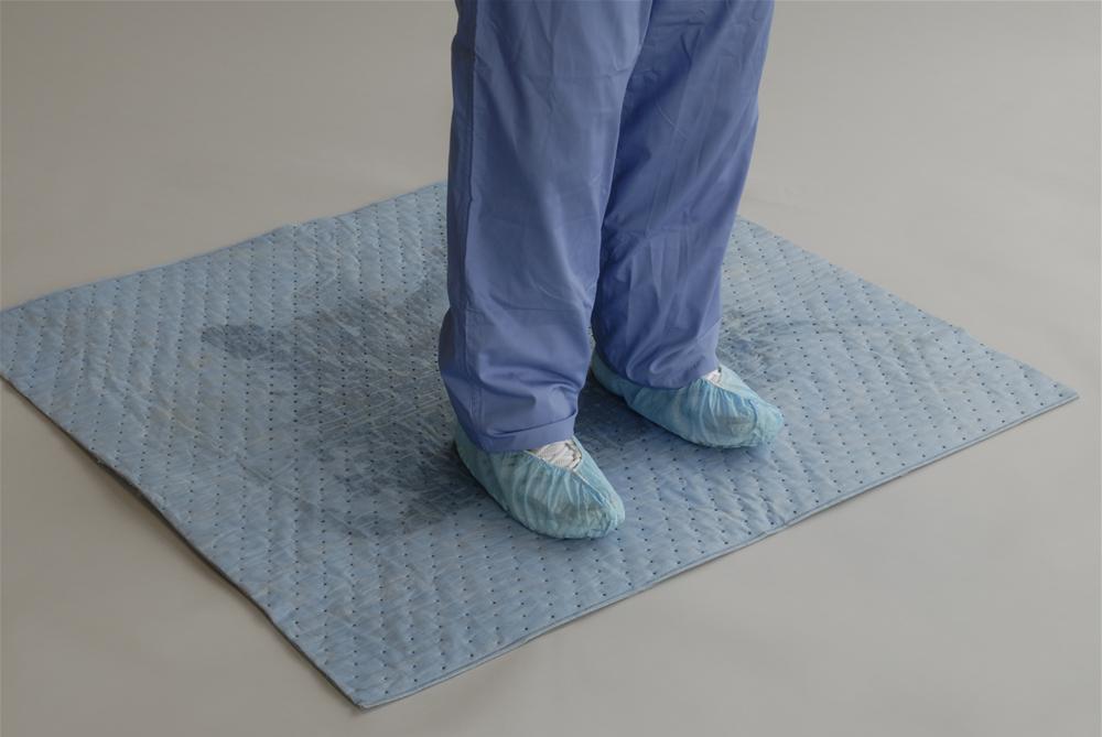 Aspen Absorbent Floor Mats Case 84610 By Aspen Surgical