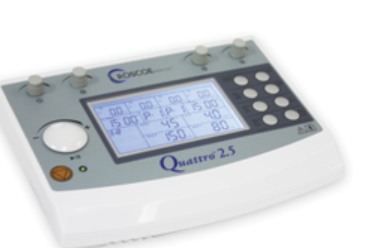 Compass Health Quattro 2.5 Professional Electrotherapy Device Each DQ8450 by Com