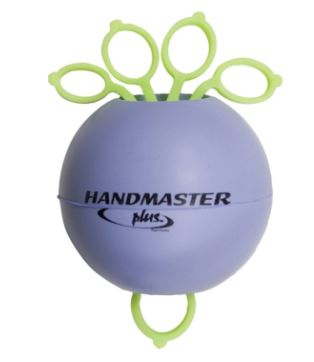 Doczac Handmaster Plus Exercise Hand Ball Each 1513 By Doczac Enterprises