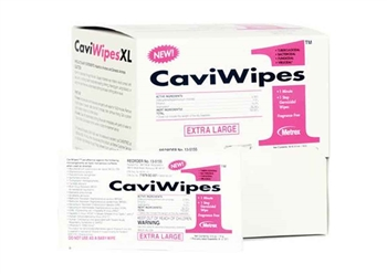 Metrex Caviwipes1 Surface Disinfectant 1 case  13-5155 By Metrex Research