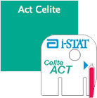 I-Stat Cartridge Act Celite P10 By Abaxis