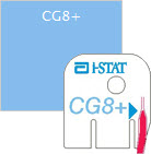 I-Stat Cartridge Cg8+ P25 By Abaxis