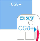 I-Stat Cartridge Cg8+ P10 By Abaxis