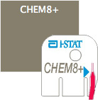 I-Stat Cartridge Chem8+ P10 By Abaxis