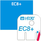 I-Stat Cartridge Ec8+ P10 By Abaxis