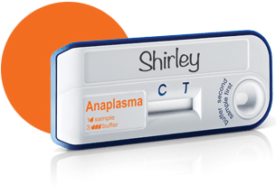 VetScan Rapid Test Anaplasma (Canine) P25 by Abaxis