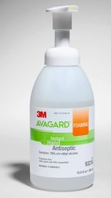 Avagard Foam Instant Hand Antiseptic With Moisturizers 16.9 Fl. oz . (500ml ) Pu