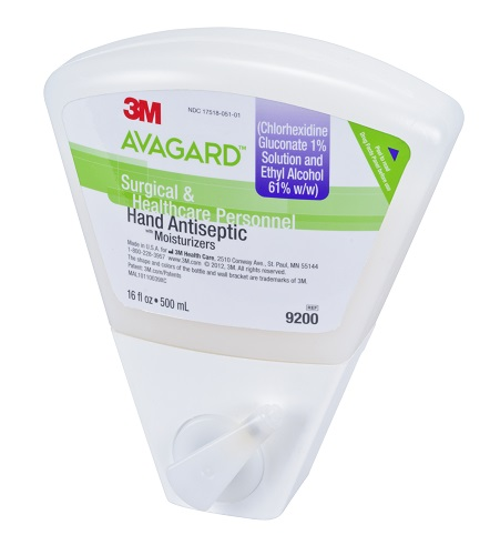 Avagard Surgical Hand Antiseptic with Moisturizers  16.9 by 3M Animal Care Produ