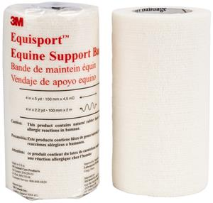 Equisport Equine Support Bandage 4 X5 Yards� Each By 3M Animal Care Products