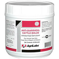 Anti-Diarrheal Cattle Bolus� B50 By Agrilabs