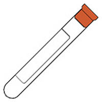 Blood Collection Tubes Vacutainer (Glass) Red Top 10cc B100 By Becton Dickinson