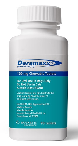Deramaxx Chew Tabs 100mg B90 By Elanco(Vet)