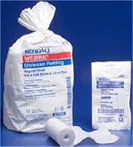 Cast Padding Cotton Webril 2 X4Yd P24 By Medtronic