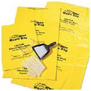 Chemo Waste Bags 2-Gallon C250 By Medtronic