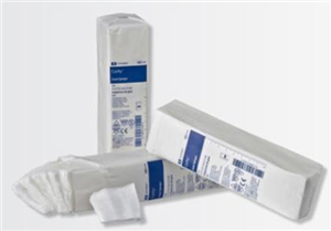 Gauze Sponges Curity 8-Ply Nonsterile 4 X4 B200 By Medtronic