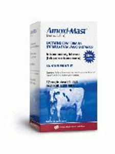 Amoxi-Mast Intramammary Antibiotic - Short Tip 12 X 1 Dose Syringe� B12 By Merck
