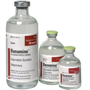 Banamine Injectable Solution 50Mg/ml � 100cc By Merck Animal Health