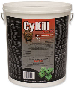 Cykill Blocks Pail� 9Lb By Neogen