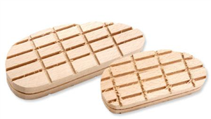 Demotec 95 Wooden Block Large - 130mm Wide� Each By Neogen
