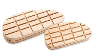 Demotec 95 Wooden Block Small- 110mm Wide� Each By Neogen