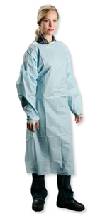 Surgical Gowns Ideal Poly Gown Nonsterile / Disposable Medium/Regular P20 By Neo