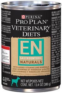 Canine En Gastroenteric Naturals Prescription Diet 12 X13.4 oz � C12 By Nestle P