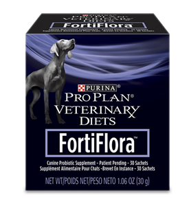 Canine Fortiflora - 6Pack = 6 Boxes Of 30 Packets Each Please Note That This Pro