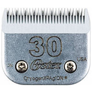 Clipper Blade Cryogen-X #30 (1/50) Each By Oster