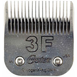 Clipper Blade Cryogen-X #3F (1/2)� Each By Oster