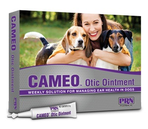 Cameo Otic 2.5ml P8 By Prn