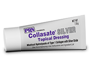 Collasate Silver Gel 7gm Tube By Prn