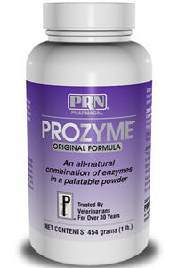 Pr oz yme Original Small Animal (Enzyme Dietary Supplement) 454gm By Prn