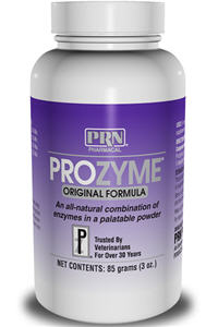 Pr oz yme Original Small Animal (Enzyme Dietary Supplement) 85gm By Prn